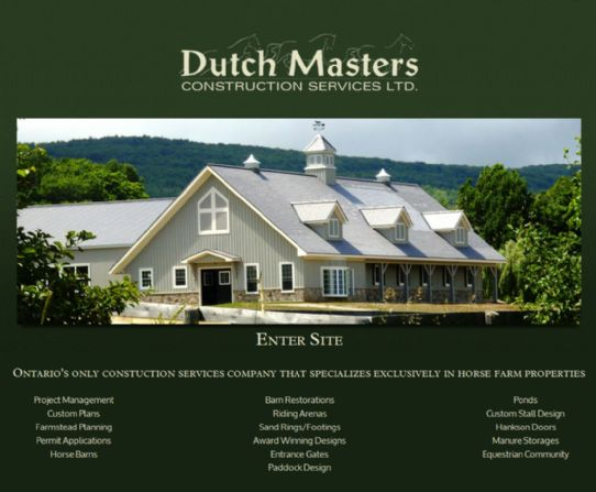 Dutch Masters Contruction
