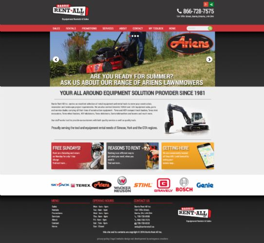 Toronto Website Design Company Outrageous Creations