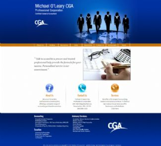 Michael O'Leary CGA